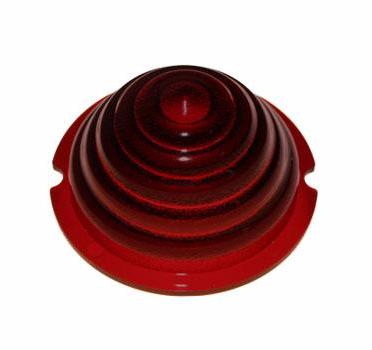 Taillight - Beehive - Dark Red Lens 356/356A - T1