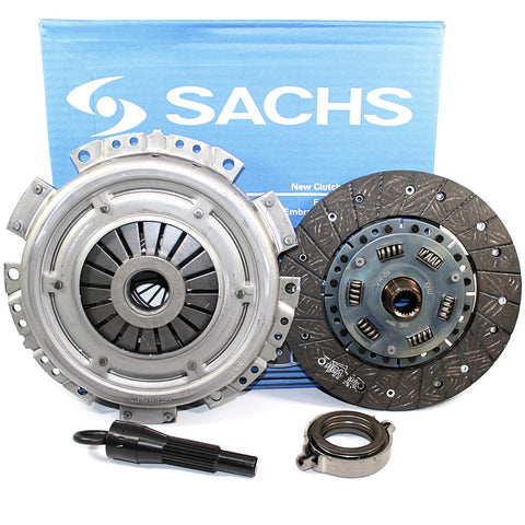 German SACHS 200mm Clutch Complete Kit - Sprung Center Disc - COMPLETE STREET CLUTCH KIT - Seduction Motorsports
