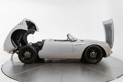 Seduction Motorsports 550 Spyder Outlaw - Sinister Grey/Red Leatherette - VW Type 1 2276cc Aircooled