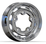 Wide-5 (5x205mm) 5-Bolt Vintage 190 - Polished Aluminum Wheel 15x4.5