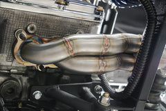550 Spyder 304 Stainless Steel Exhaust & Headers for EJ20/EJ25 Subaru Conversions - Seduction Motorsports