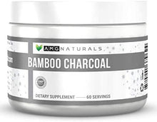 Load image into Gallery viewer, Organic Activated Bamboo Charcoal Powder by AMG Naturals