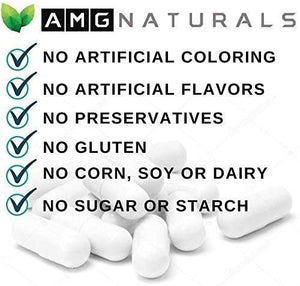 Artichoke Leaf Extract by AMG Naturals