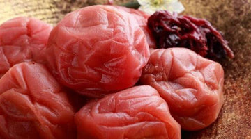 Umeboshi - the Samurai's secret pill
