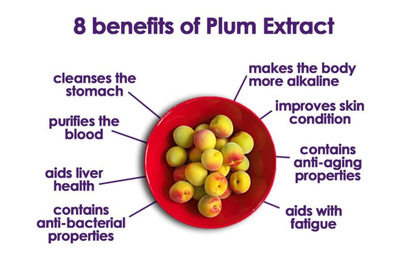 8 benefits of plum extract