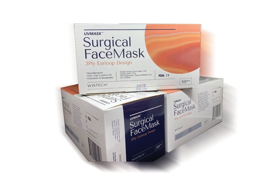 Surgical Face Mask - BIOe Online