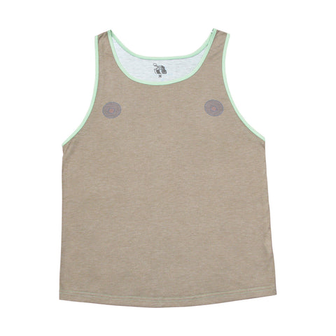 GAYTANKS Nipples Dark tank-top product photo