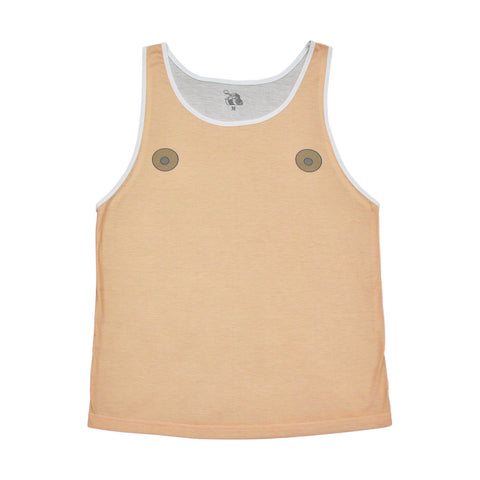 GAYTANKS Nipples Light tank-top product photo