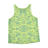 GAYTANKS Green Camo tank-top product photo