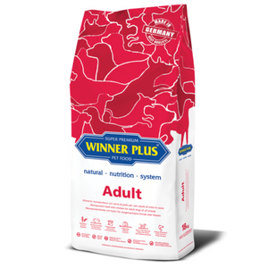 Super Premium Winner Plus Pet Food - Adult