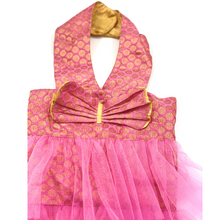 Load image into Gallery viewer, Woof Pink Lehenga
