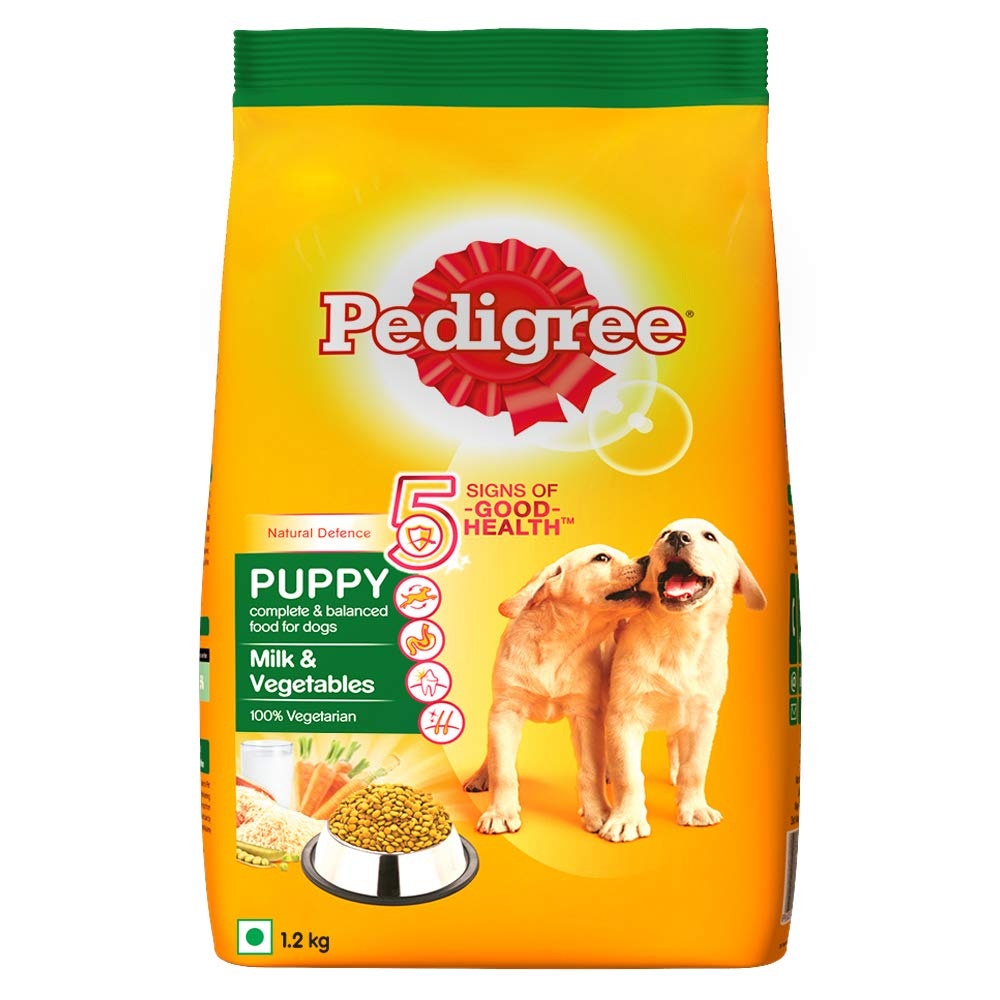 Pedigree Puppy - Milk & Veg