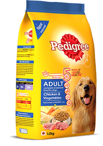 Pedigree Adult - Chicken & Vegetables