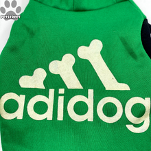 Load image into Gallery viewer, Adidog Hoodie - Green
