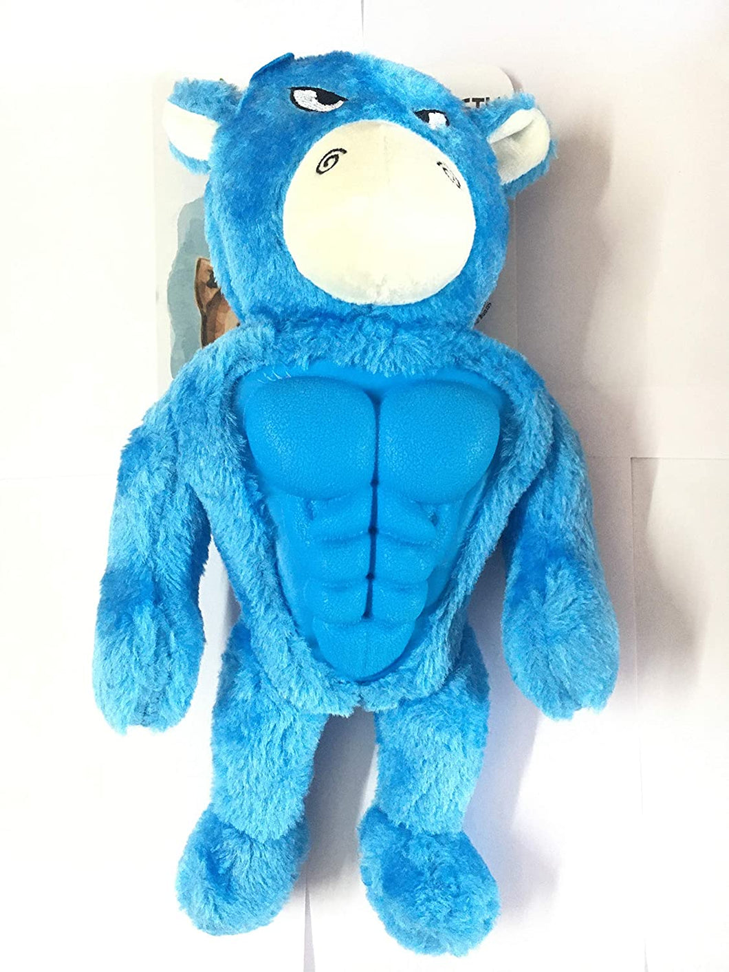 Basil Plush Toy - Blue Chimpanzee