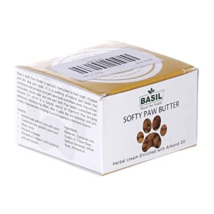 Basil Softy Paw Butter