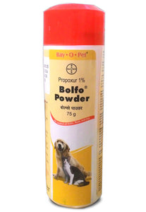 Bayer Bolfo Powder - Anti-Tick, Fleas & Lice
