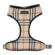 Load image into Gallery viewer, Beige Checkered Harness