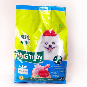 Dog'njoy Adult Small Breed - Chicken & Liver