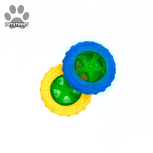 Dogista Rubber Toy - Wheel