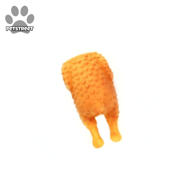 Dogista Squeaky Toy - Chicken