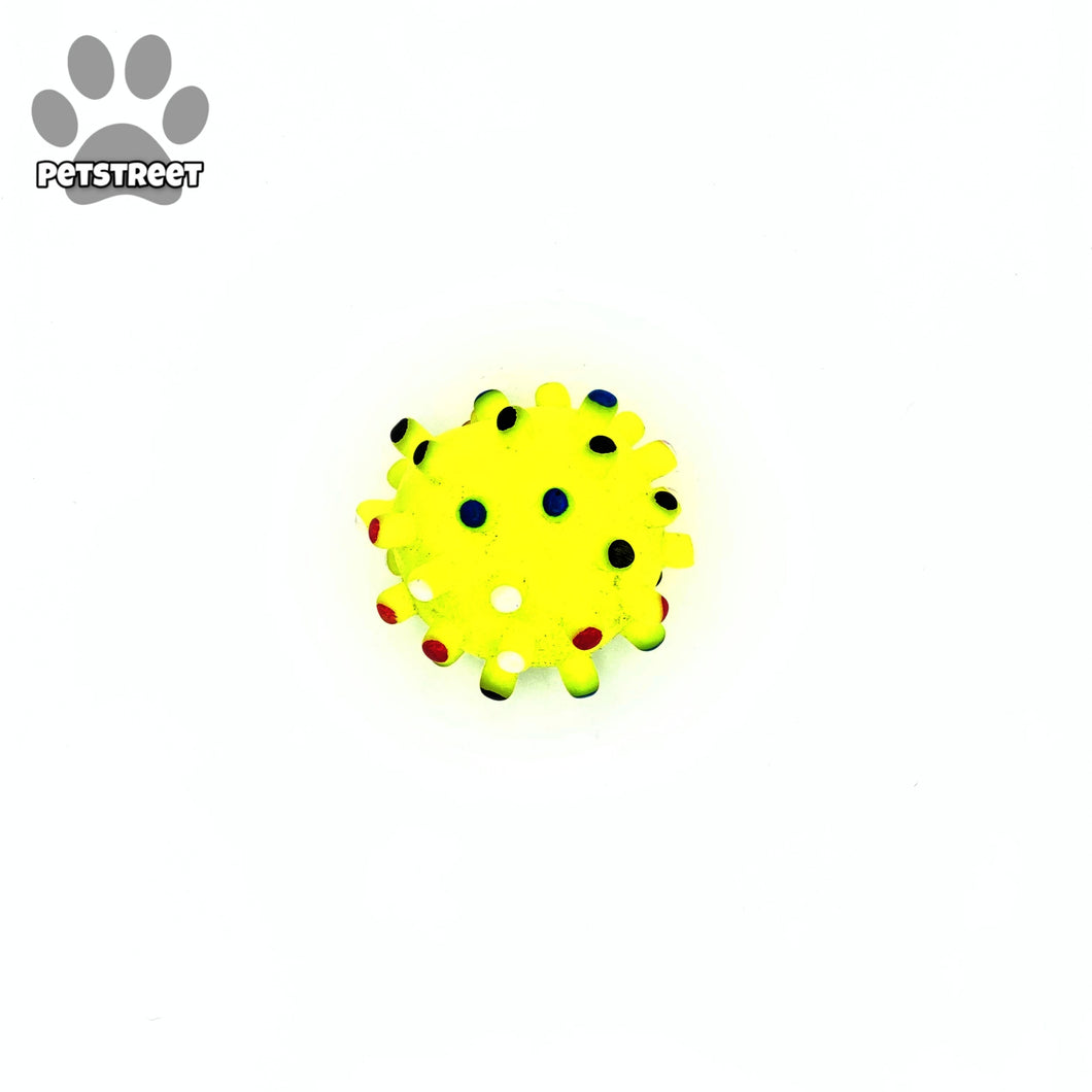 Dogista Squeaky Toy - Coronavirus