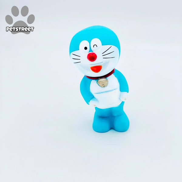 Dogista Squeaky Toy - Doraemon