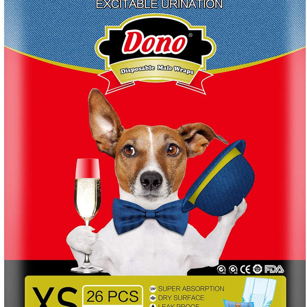 Dono Denim Jeans Pet Diapers