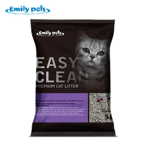 Emily Scented Cat Litter - Lavender