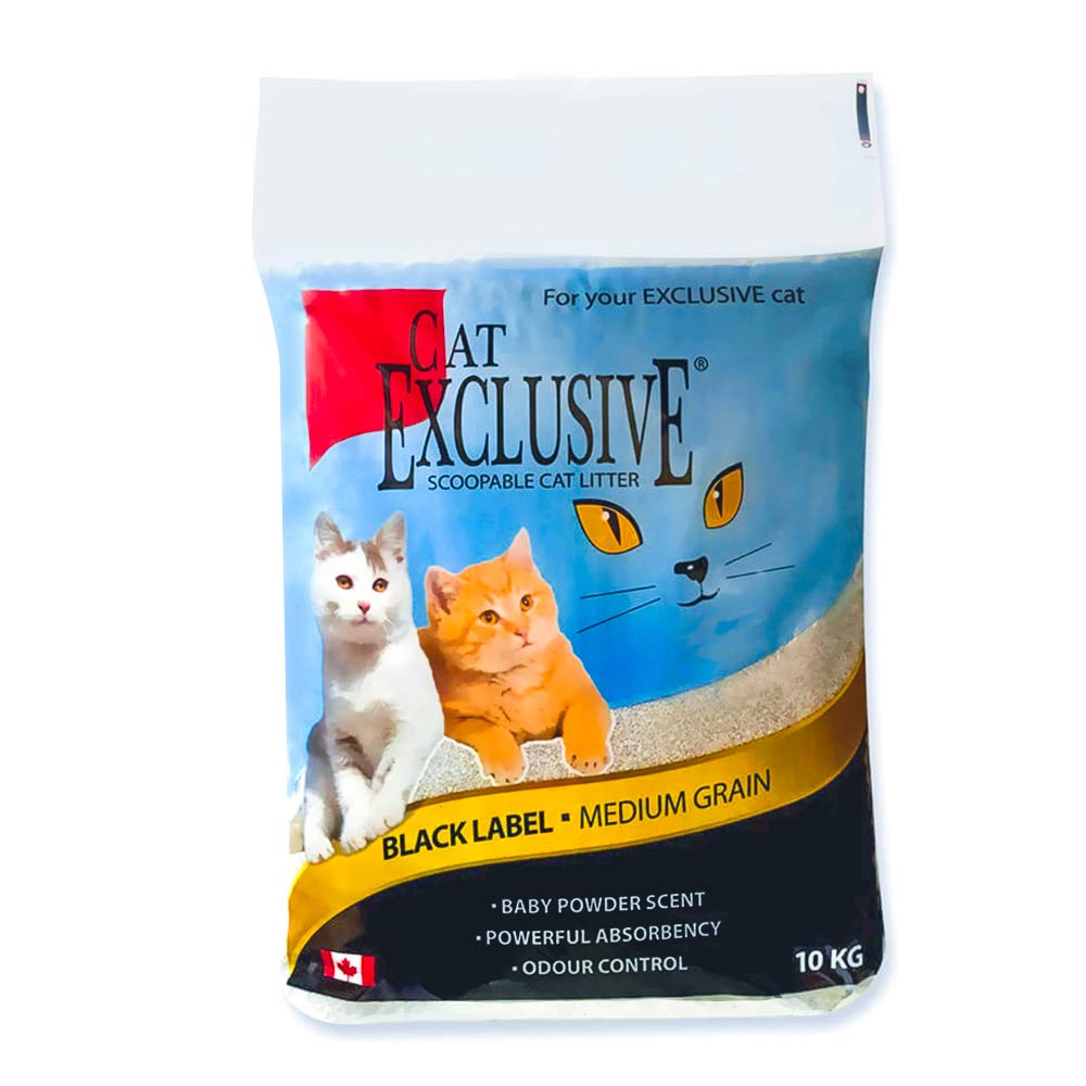 Exclusive Cat Litter
