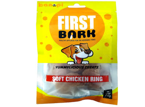 First Bark - Soft Chicken Rings