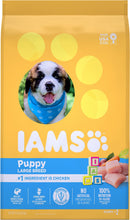Load image into Gallery viewer, IAMS Large Breed - Puppy