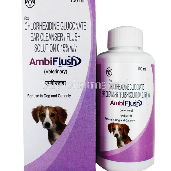 Intas AmbiFlush Ear Cleanser
