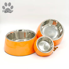 Load image into Gallery viewer, Melamine Bowls - Bright Orange