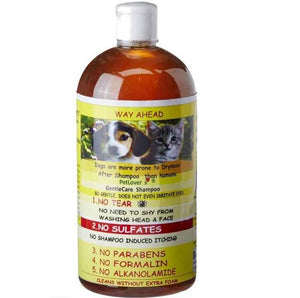 PetLover's Gentle Care Shampoo