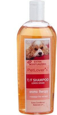 PetLover's Lemon Fresh Shampoo