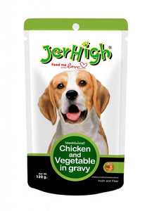 JerHigh Gravy - Chicken & Vegetables