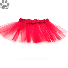 Load image into Gallery viewer, Red Bow Skirt