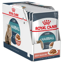 Load image into Gallery viewer, Royal Canin - Hairball Care in Gravy