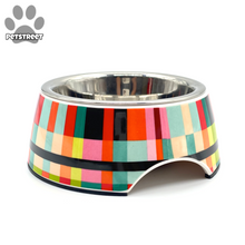 Load image into Gallery viewer, Melamine Bowls - Checkers