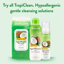 Load image into Gallery viewer, Tropiclean Hypoallergenic - Gentle Coconut