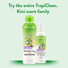Load image into Gallery viewer, Tropiclean Kiwi & Cocoa Butter Conditioner