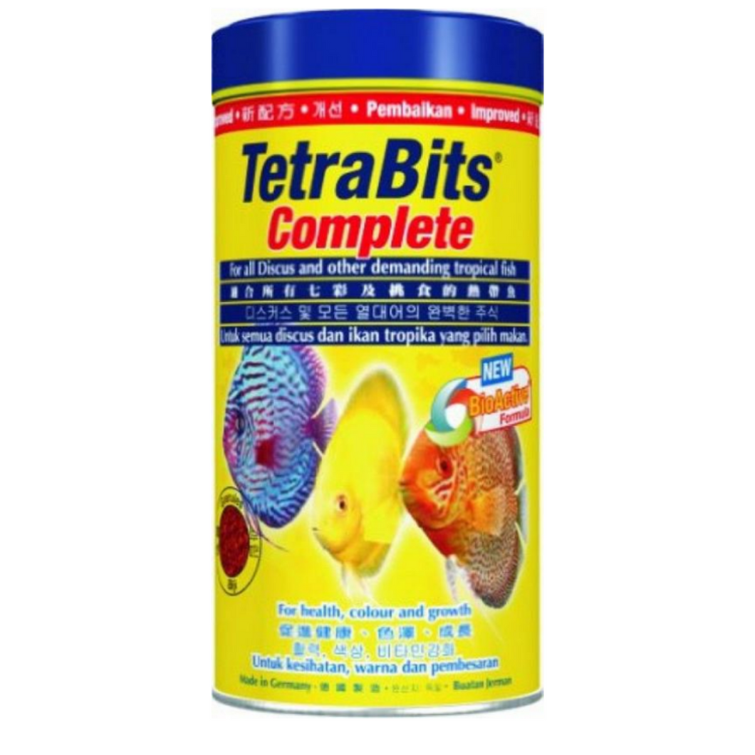 TetraBits Complete Fish Food