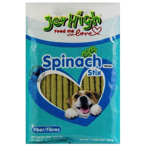 JerHigh Spinach Stix