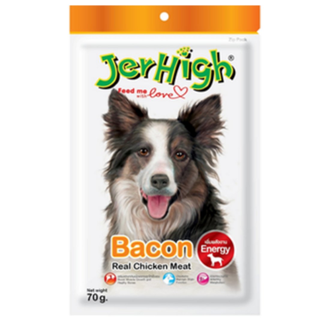 JerHigh Chicken Bacon