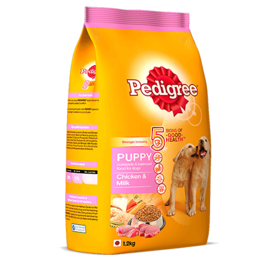 Pedigree Puppy - Chicken and Milk