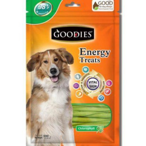 Goodies Energy Treats - Chlorophyll