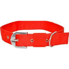 Load image into Gallery viewer, Nylon Collar - Red