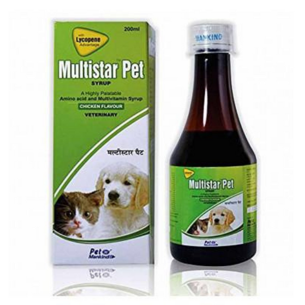 PetMankind Multistar Syrup 200