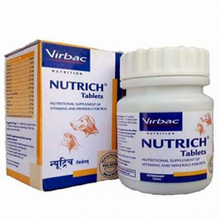 Load image into Gallery viewer, Virbac Nutrich Tablets